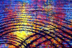 Watercolor Ripples