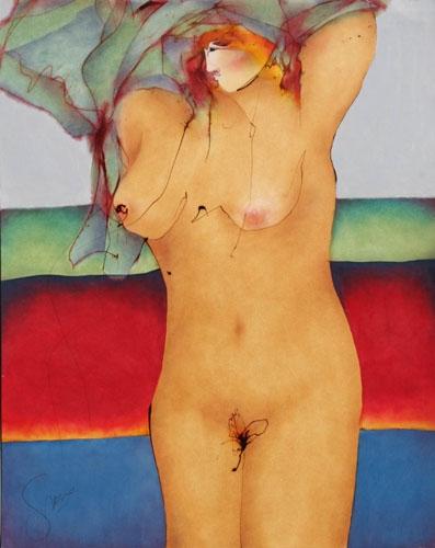 butterfly-nude